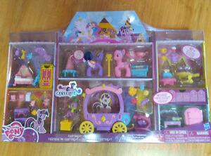 Hasbro My Little Pony Exclusive Deluxe Playset Canterlot Castle