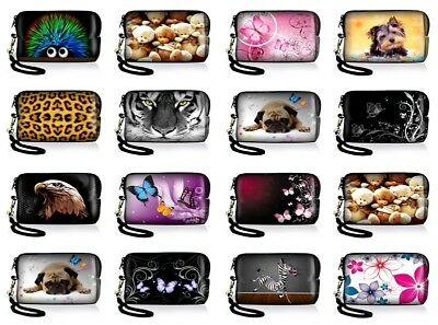 Waterproof Strap Carry Case Bag Cover Pouch for Nikon Coolpix Digital