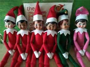 ELF ON THE SHELF PLUSH TOYS NOW AVAILABLE