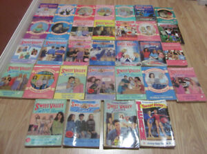 32 Vintage Sweet Valley Twins & other Books Francine Pascal