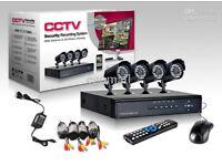 cctv security kit system