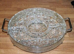 Sectional Dish