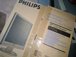 Philips 17 inch 170S6 monitor