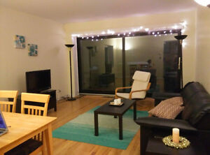 DOWNTOWN MONTREAL: FULLY FURNISHED ROOM (MAY to AUGUST)