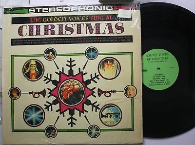 Christmas Lp The Golden Voices Sing At Christmas On Premier ()
