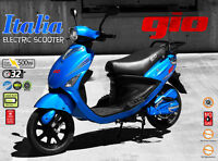 Electric Scooters (with ALARM SYSTEM!) - $999 BC SCOOTERS