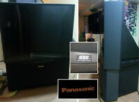 Panasonic High Definition Projection TV