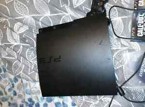 300gbPs3 for sale with 10 games ps eye camera motion controller