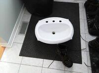 8 inch  tap center sink