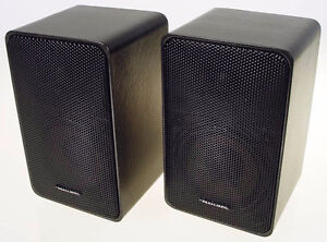 Realistic Minimus-7& Optimus PRO-X44AV Mini Speakers