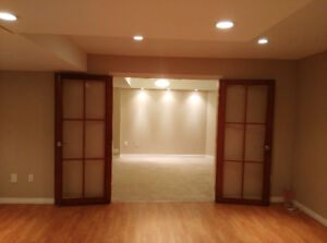 A very convenient 2 Bedroom basement suite in Whitby for rent