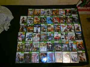 Xbox 360 games very good condition some still in wrapper