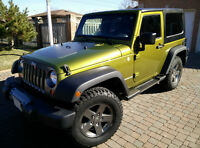 2010 JEEP WRANGLER SPORT LIMITED MOUNTAIN EDITION, AUTOMATIC!!