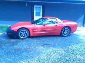 1999 FRC Corvette