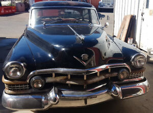 1951 Cadillac 4 Door - Black
