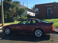 1986 Porsche 944 Coupe (2 door)