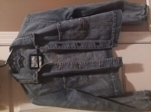 Abercrombie and Fitch Denim Jacket (large)