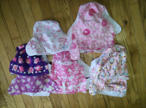 Rose Bottoms cloth diapers