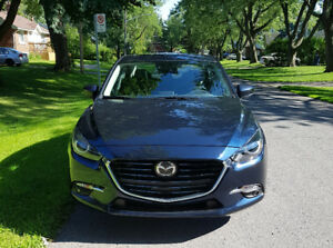 2017 Fully loaded Mazda 3 GT (Amazing Deal) + Wear/Tear Warranty