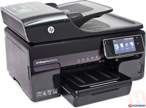 HP Officejet 8500 printer/scan/copier w/ extra High capacity ink