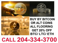 BUY BY BITCOIN! LITECOIN! ETHEREUM! Cryptocurrency
