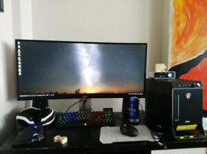 MSI Nightblade  Intel i7 6700K and GTX 1080ti BEAST Hackintosh