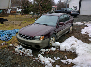 2000 Subaru Outback for parts