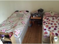 Twin room for a couple or two friends