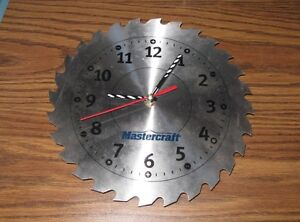 sawblade clock Peterborough Peterborough Area image 2
