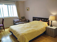 2 Bedrooms, Fully furnished + WiFi all included, metro Namur
