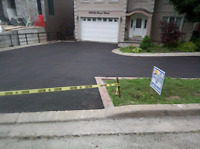 Asphalt and Interlock By Stone Foundations