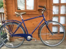 "Probike Retro Dutch style Hybrid bike. Large 20"" frame. 700cc wheel"