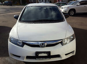 2009 Honda Other DX-G Sedan 2 YRS WARRANTY Cambridge Kitchener Area image 2