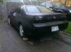 2000 prelude automatic . Trade/Sell Kitchener / Waterloo Kitchener Area image 2