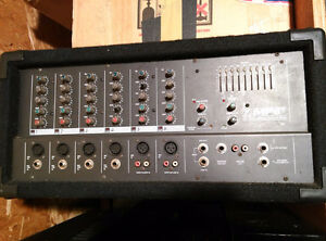 yorkville powered mixer buy or sell pro audio recording in ontario kijiji classifieds. Black Bedroom Furniture Sets. Home Design Ideas