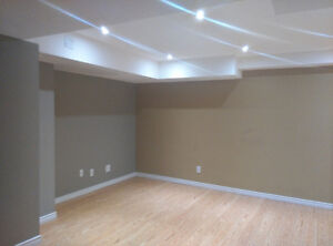 New Basement for Rent