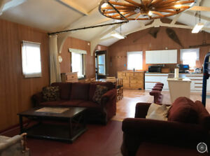 Cabin Rentals Ole's Adventure Resort Whitefish Lake
