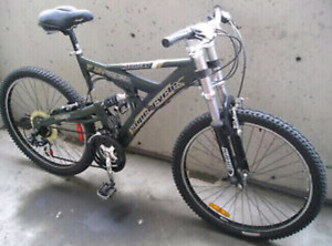 Hooligan Dual Shock Bike
