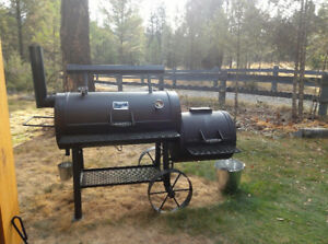 Yoder Loaded Wichita Offset Smoker