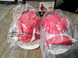 Brand-new Union snowboard bindings