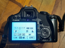 Canon EOS 450D Camera Body