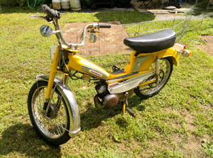 Mobylette Mobymatic Vintage Moped 1970
