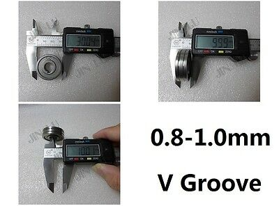 0.8-1.0 V Mig Welder Wire Feed Drive Roller .030-.040 Mig-160 Weld Parts