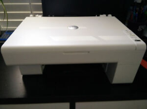 Dell All-in-One 810 Printer-Scanner