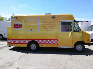 Food Truck for Rent