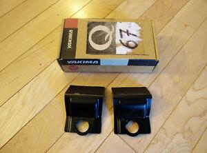 Yakima Q clips (various sizes) Q3, Q67, Q68 ($25/pair)