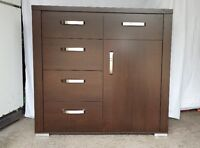 nouvelle commode brun / brand new brown dresser