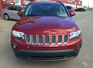 2014 Jeep Compass SPORT 4X4, ONLY 11 500 km!!!