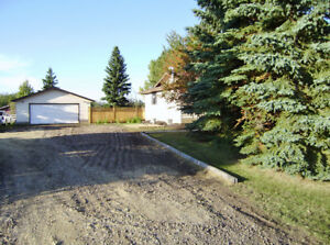 $377,500 Acreage 20 minutes East of Edmonton
