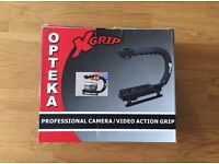 Opteka X-Grip Action Stabilizing handle for DSLR and Mirorrless cameras